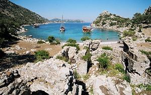 Onder de Turkse zon: de Egeïsche zee