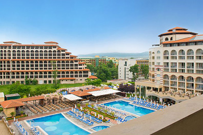 5x hotels in Sunny Beach