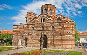 De historische stad Nessebar