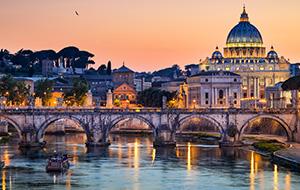 Ontdek de eeuwige stad: Rome