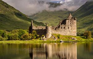 De Schotse schoonheid