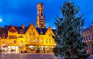 Bourgondisch Brussel, Brugge en Gent