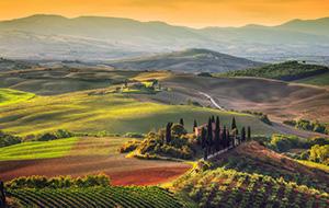 Proef Italië in Toscane