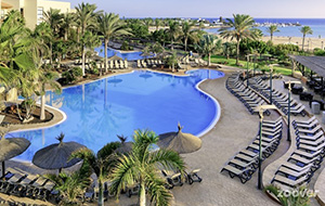 Ontspannen in Hotel Barceló Fuerteventura Thalasso Spa