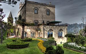 De tuinen van Villa Cimbrone