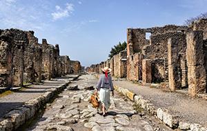 De bijzondere opgravingen in Pompeï
