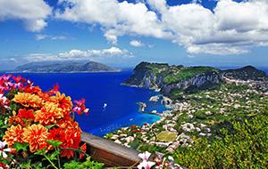 Het bijzondere eiland Capri