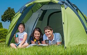 Kies de juiste plaats op de camping