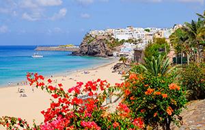 Voor de watersportliefhebber Fuerteventura