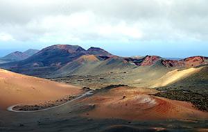 Volcàn del Cuervo is geestzuiverend