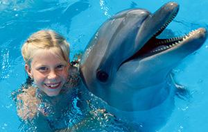 Met dolfijnen zwemmen en aapjes kijken in Palmitos Park op Gran Canaria