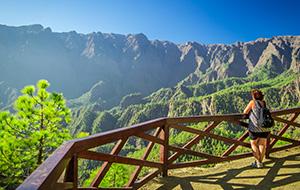 La Palma is een paradijs voor wandelaars