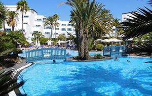Hotel Seaside los Jameos Playa op Lanzarote is voor jong en oud: