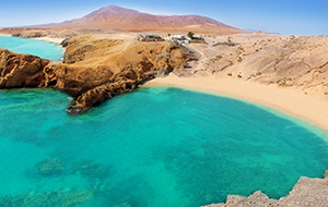 Vulkanisch Lanzarote