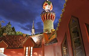 El Capricho van Gaudí