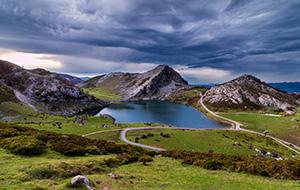 De duizelingwekkende Picos de Europa