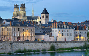 1.	Eeuwenoude stad Orleans