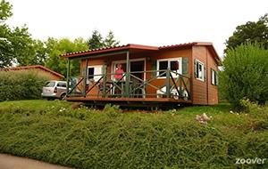 2.Mooi uitzicht: Camping Le Lac de la Liez