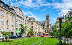 1.Prachtige gebouwen bewonderen in Reims