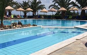 Hotel Mediterraneo en Villa