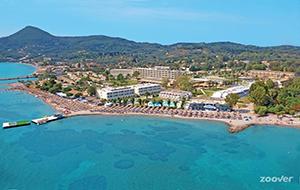 1. Een gastvrij ontvangst bij Messonghi beach hotel