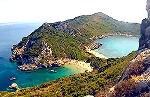 Video over Corfu
