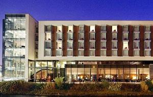 Centraal in Cork: Hotel Clayton Cork City