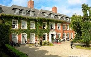 Eenvoudig parkeren bij Hotel Hayfield Manor