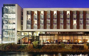 Centraal in Cork: Hotel Clayton Cork City