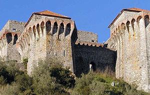 5. Ruïnes bij Castelo de Ourém