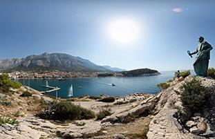 Video over Dalmatië