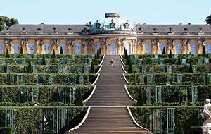 Must see: de paleizen van Potsdam