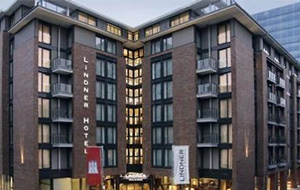 Centraal gelegen: Hotel Lindner Am Michel