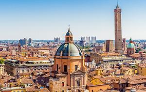 1.Heerlijk dineren in Bologna
