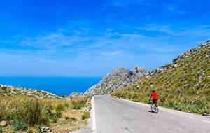 De wisselende landschappen van Mallorca