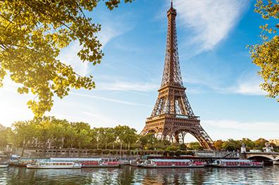 Wereldstad Parijs