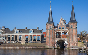 Stad, cultuur en watersport in Sneek