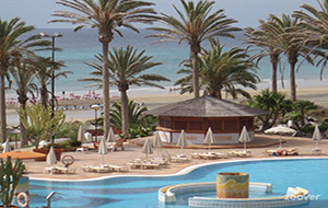 5.  Goede service: Hotel SBH Costa Calma Palace
