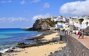 Jandía: prachtige stranden