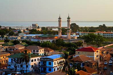 Dagtrip naar Banjul