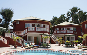 5. Kleinschalig en gemoedelijke: Aparthotel Baobab Holiday Resort
