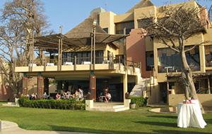 4. Typisch Afrikaans: Hotel Gambia Coral Beach & Spa
