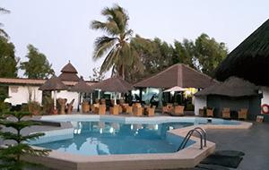 3. Krijg het Afrika-gevoel bij Hotel Bakotu