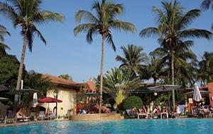4. Gelegen aan een prachtig strand: Hotel Ocean Bay