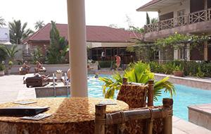4. Ontspannen sfeer bij Hotel Bamboo