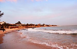1. Het drukbezochte hart van Gambia