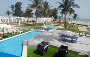 2. Hotel Sunbeach heeft een ideale locatie