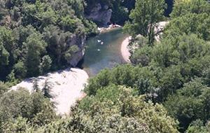 Verblijf aan het water in Languedoc