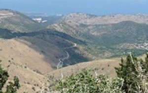 Beklim de Mount Pantokrator