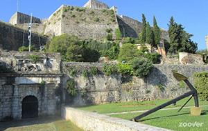 Bezoek Fort Corfu